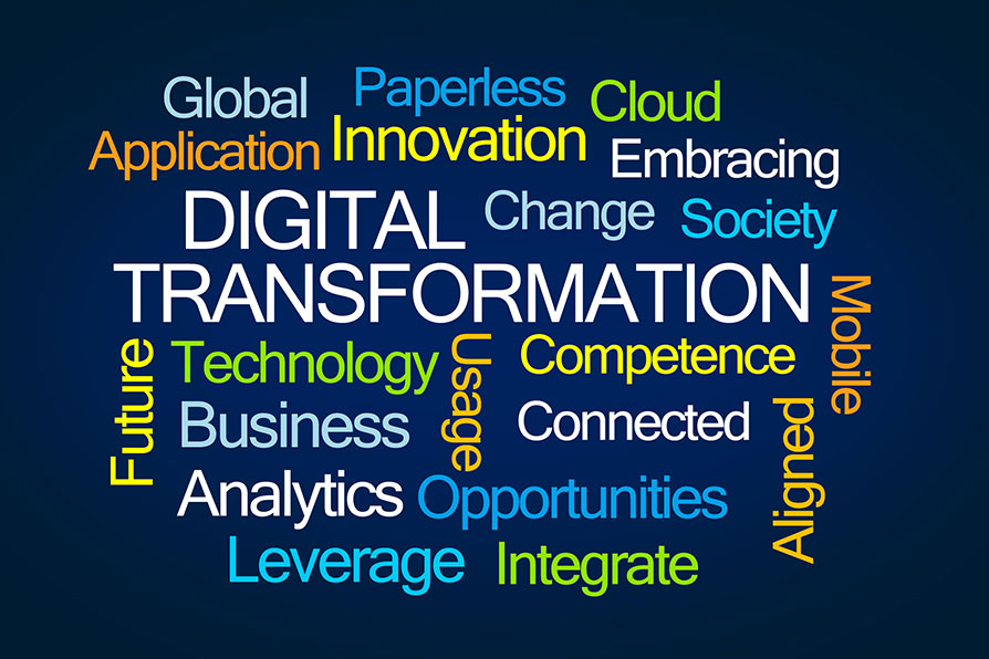 Digital transformation for the individual