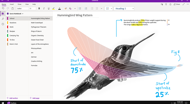 How to develop robust habits for OneNote